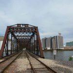 Quaker Truss bridge