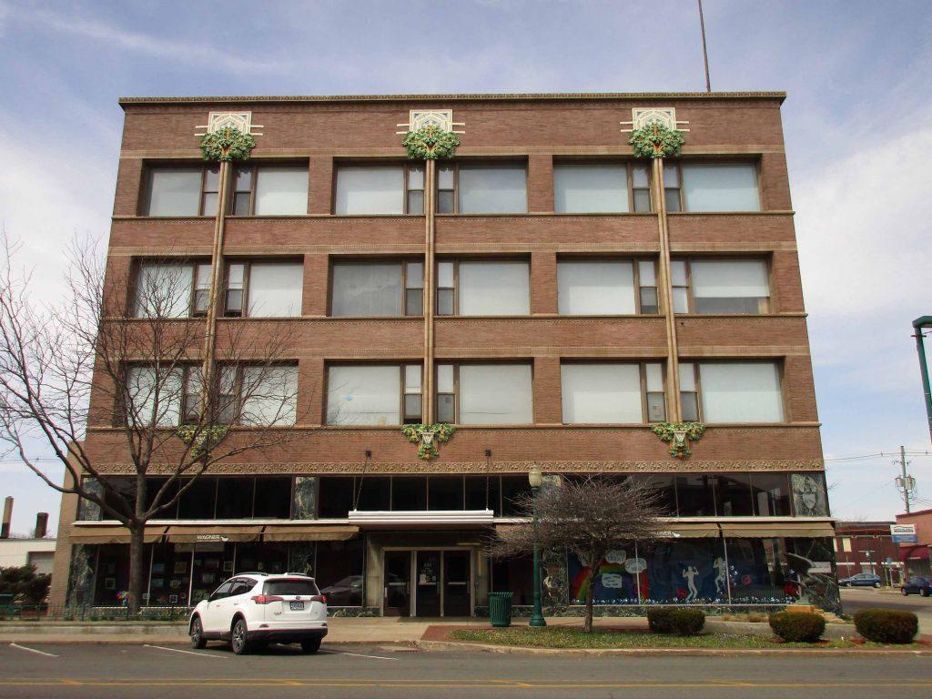 Van Allen Building exterior