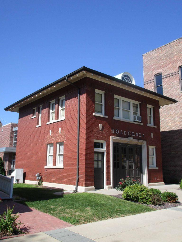 NewBo Fire Station, Cedar Rapids Iowa