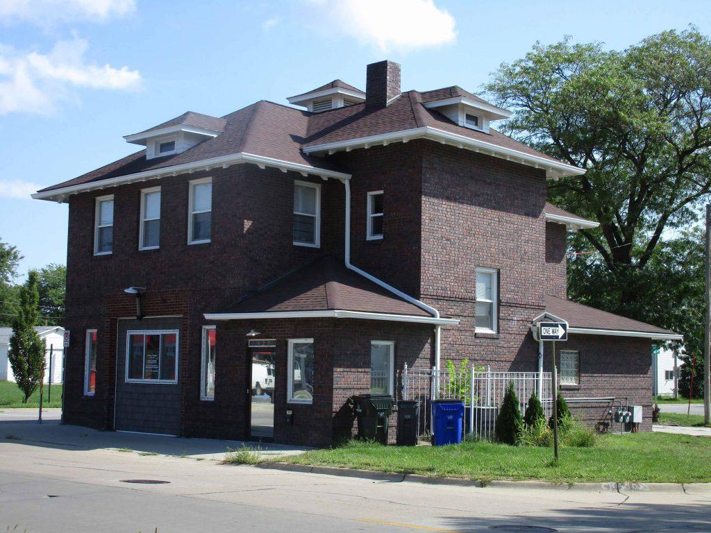 Old Fire Station 2, Cedar Rapids Iowa