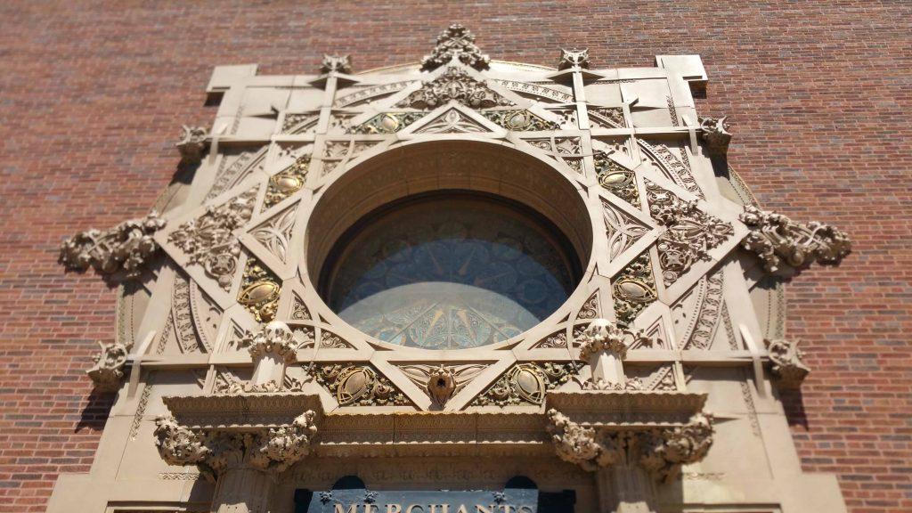 Merchants National Bank exterior