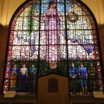 Grant Wood Memorial Window